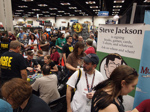 Steve Jackson Games at Gen Con 2013