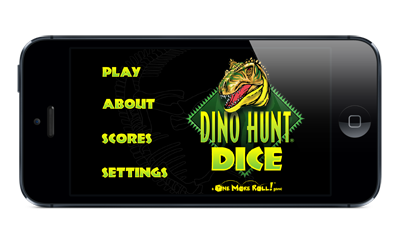 Dino Hunt Dice on your iPhone!