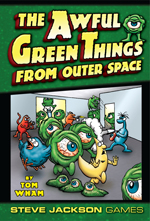 Awful Green Things from Outer Space: Wham, Tom ...