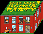Chez Geek 3: Block Party cover