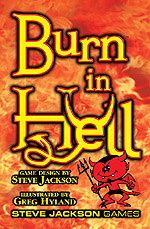 Burn in Hell cover