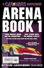 Car Wars Arena Book 1