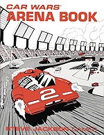 Car Wars Arena Book
