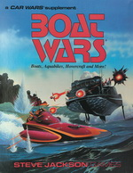 Boat Wars cover