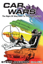 Car Wars Classic cover