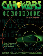 Car Wars Compendium cover
