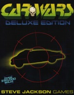 Car Wars Deluxe cover