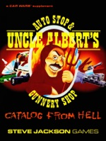 Uncle Albert's Catalog From Hell cover