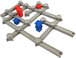 Castellan Pieces