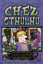 Chez Cthulhu cover