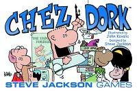 Chez Dork Second Edition cover