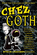Chez Goth cover
