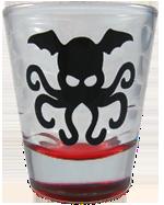 Cthulhu Shot Glass