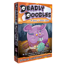 Deadly Doodles -  Steve Jackson Games