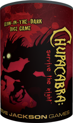 Steve Jackson Games: Chupacabra Survive the Night (T.O.S.)