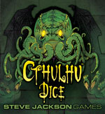 Cthulhu Dice want to eat your sanity