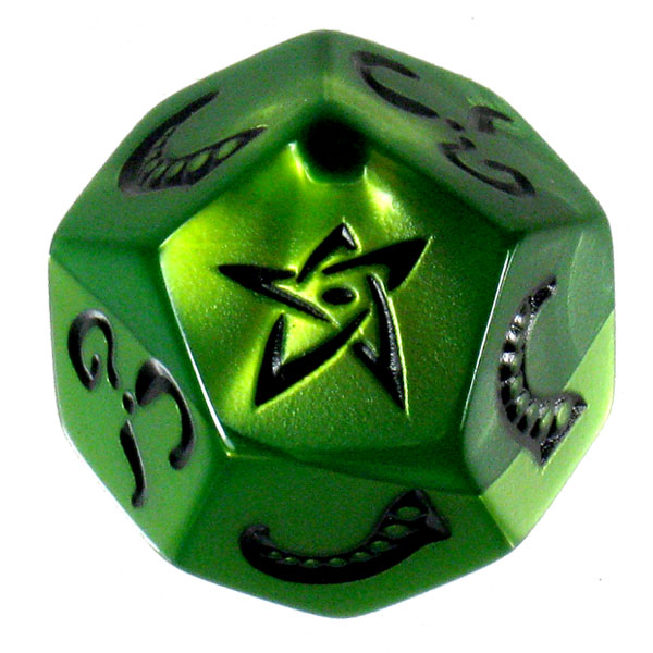 Cthulhu Dice Designers Notes
