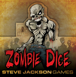 Zombie Dice Deluxe (T.O.S.) -  Steve Jackson Games