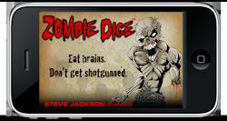 Zombie Dice app