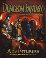 Dungeon Fantasy Adventurers