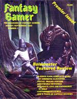 Fantasy Gamer #1