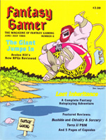 Fantasy Gamer #6