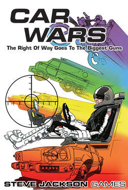 Cover for Car Wars Classic