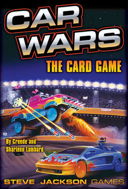 Cover for Car Wars: The Card Game