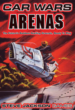 Cover for Car Wars Classic Arenas