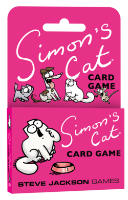 Cover for Simon's Cat Card Game