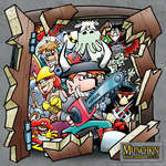 Cover for Munchkin Monster Box ACD Exclusive