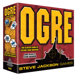 Cover for Ogre Sixth Edition (6th Edition)