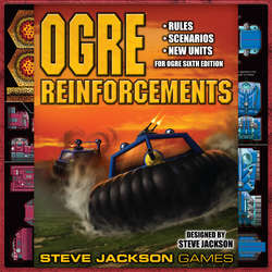 Cover for Ogre Reinforcements