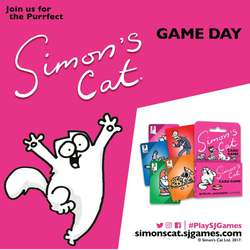 Cover for Simon's Cat Marketing Assets