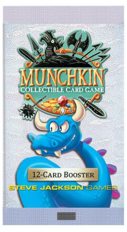 Cover for Munchkin Collectible Card Game Booster