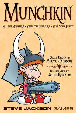 Cover for Munchkin