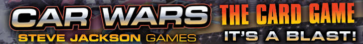 Banner link to Car Wars The Card Game