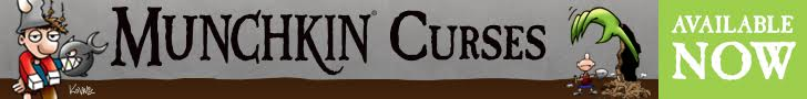 Banner link to Munchkin Curses