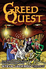 GreedQuest cover