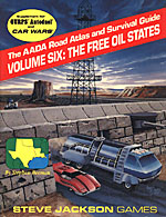 AADA Road Atlas V6: The The Free Oil States