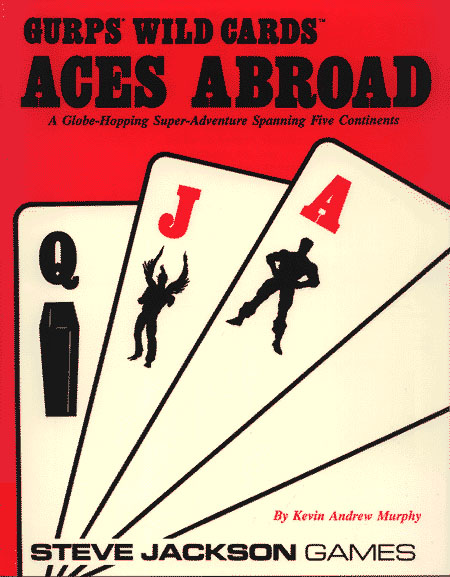 GURPS Aces Abroad