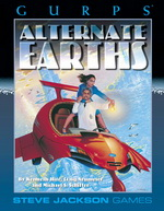 Alternate Earths cover