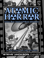 Atomic Horror cover