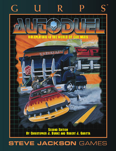 GURPS Autoduel, Second Edition