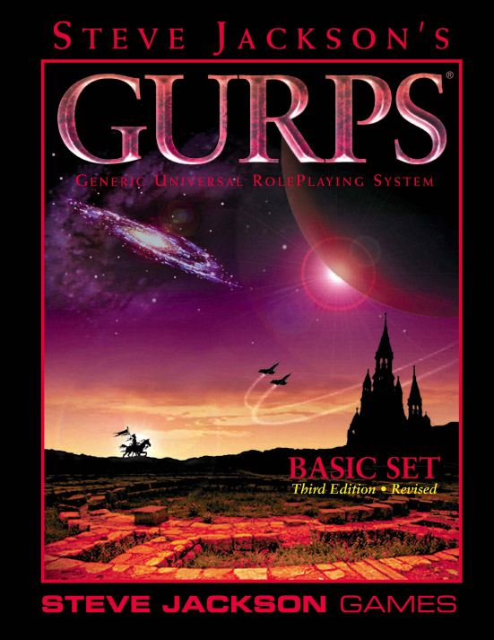 GURPS Basic Set, Third Edition Revised