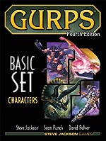 GURPS Basic Set Characters