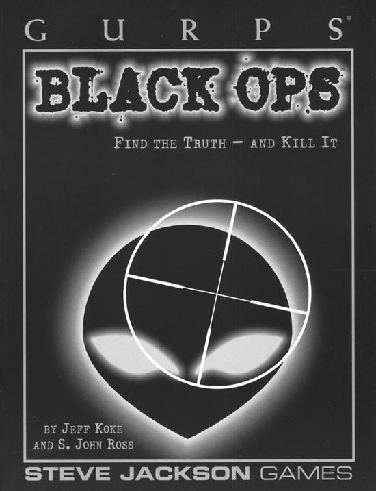 GURPS Black Ops