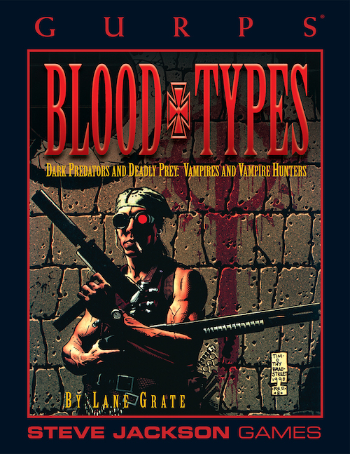 GURPS Blood Types