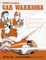Autoduel: Car Warriors cover