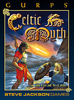 Celtic Myth cover